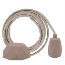 Sand cable 3 m. w/sand Facet lamp holder cover